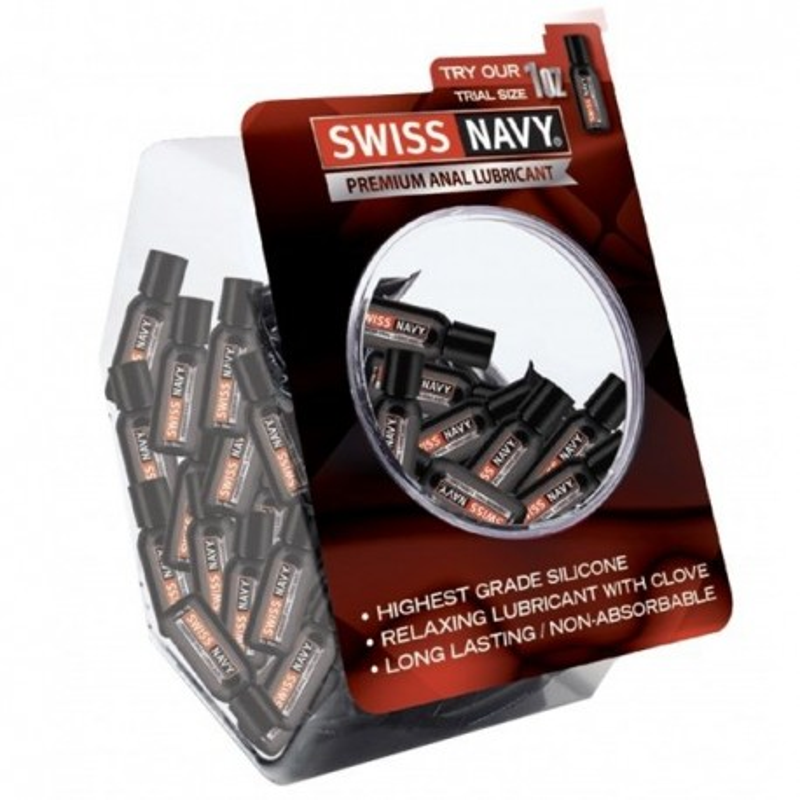 SWISS NAVY ANAL PREMIUM 29.5ML X 20 ( BOTE)