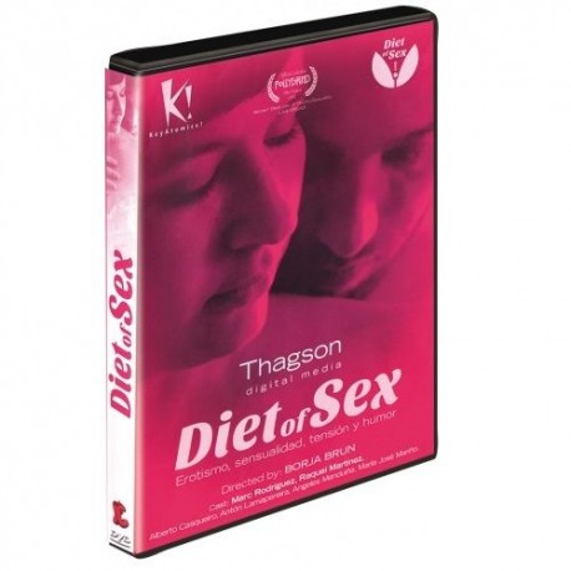 DVD EROTICO PORNO DIET OF SEX