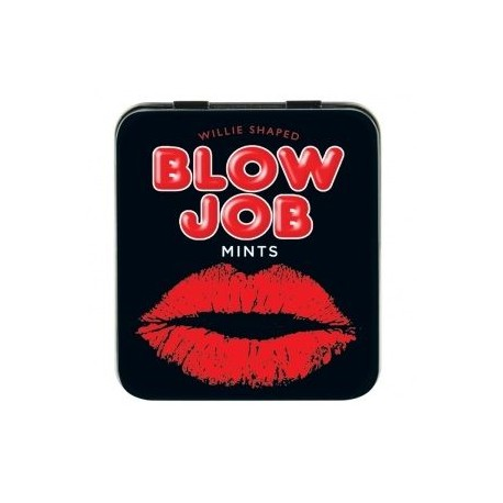 BLOW JOB MINTS CARAMELOS DE MENTA