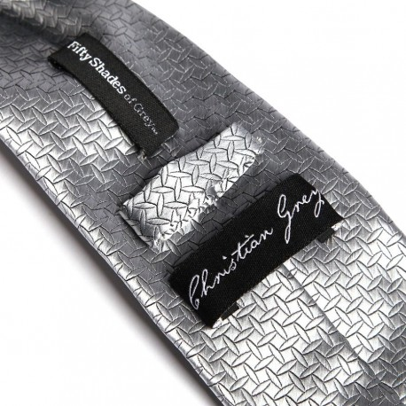 FIFTY SHADES OF GREY  CORBATA CHRISTIAN GREY'S