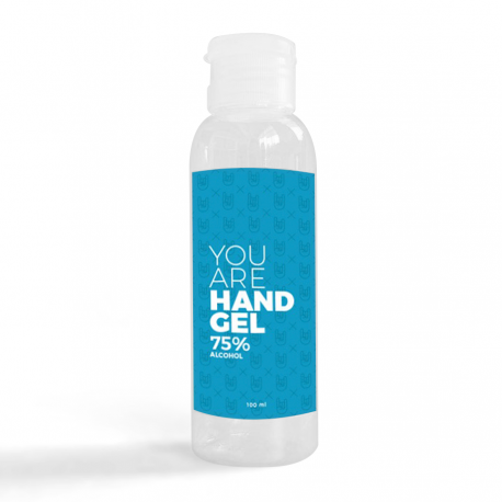 HAND GEL HIDROALCOHOLICO DESINFECTANTE COVID-19 100ML