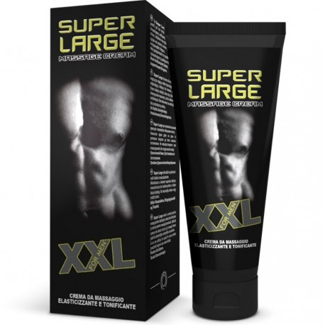 SUPER LARGE XXL CREMA VOLUMINIZADORA PENE 75 ML