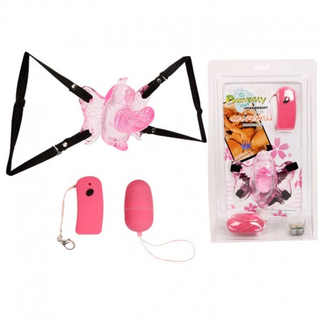 BUTTERFLY POSSESION CONTROL REMOTO ROSA