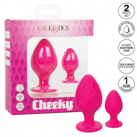 CALEX CHEEKY PLUGS ANALES ROSA