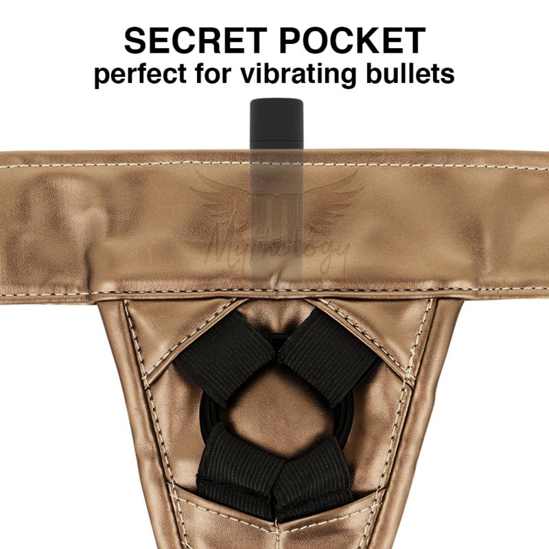 BAILE TITAN COCKRING BLACK 2CM