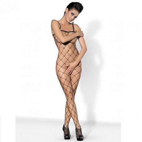 OBSESSIVE BODYSTOCKING BLACK N102 S/M/L
